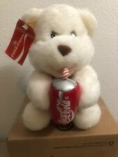 Coca Cola 🥤 1993 Play*By*Play Boy Bear 🥤 Pre-Owned w/Tag 🥤