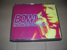 david bowie the singles collection double CD 1993 emi 724382809920 fat box