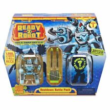 Ready2Robot Beatdown Battle Pack Series 1 Thermo & Mystery Bot Free UK Postage!