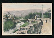 Wales Glam Glamorgan MERTHYR TYDFIL Cefn Used 1906 PPC Giliau-Aeron postmark