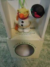 "mb-67 N.A.B. Co: MuffyvanderBear Ornament: ""Muffy Snowbear"""