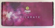OFFICIAL ZUMBA EXHILARATE 5 DVD SET + TONING STICKS WORKOUTS 2012