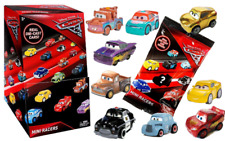 "Disney Pixar Cars MINI RACERS Blind Bag ""Choisissez votre figurine""  Mattel NEW"