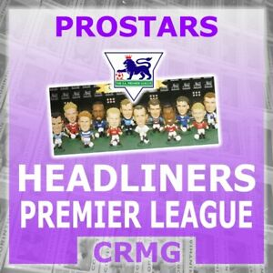 CRMG Corinthian Headliners LIVERPOOL LFC (choose from list)