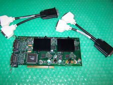 PNY Quadro 4 NVS 400 PCI Quad Moniteur Card, TESTED