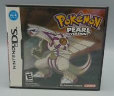Pokemon Pearl Version (Nintendo DS, 2007)