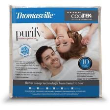 Thomasville Cooltek Water-Resistant Allergen&Dust Mites Knit Mattress Cover-Twin
