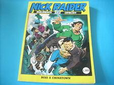NICK RAIDER N°102 SPEDIZIONE € 2,50 FINO A 10 FUMETTI(D86)