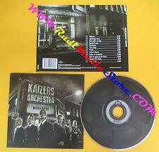 CD KAIZERS ORCHESTRA Maskineri 2008 Norway PETROLEUM RRCD13 no lp mc dvd (CS13)