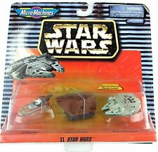 Star Wars: Set II Micro Machines Collection JC