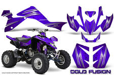 SUZUKI LTZ 400 09-15 GRAPHICS KIT CREATORX DECALS COLD FUSION PR