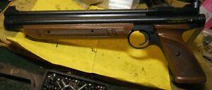 Vintage Crosman 1377 177 Caliber Pellet Pistol
