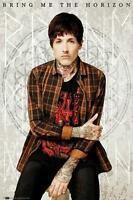 Bring Me the Horizon : Oli - Maxi Poster 61cm x 91.5cm new and sealed