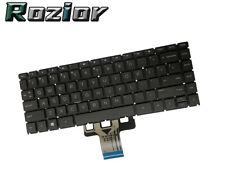 New listing New For Hp 14-ce1056wm 14-ce1058wm 14-ce0064st Notebook Keyboard Black Us