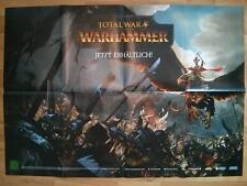 Total War Warhammer Poster Plakat ca. 60x84cm ✰NEU✰