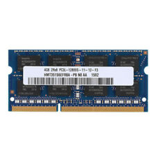 PRO Hynix PC3 12800 4GB DDR3L 1600Mhz 204pin HMT351S6EFR8A PB NO AA Laptop