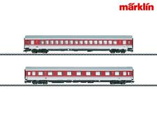 Märklin 43309 EC Tiziano: Schnellzugwagen-Set (2 tlg.) ++ NEU in OVP
