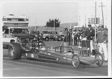 "1970s Drag Racing-Wayne Warner's ""WARNER COMPETITION""-Top/Fuel Dragster"