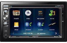 "Axxera Av6118Bi 6.2"" 2-Din Touchscreen Dvd Bluetooth Mp3 Usb Aux 200W Eq 4Volt"