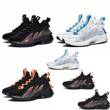 Men's Sneakers Athletic Casual Non-Slip Soft Breathable Tennis Running Shoes New