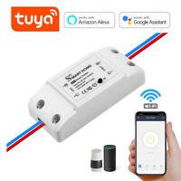 Tuya WiFi Breaker Wireless Relay Module Smart Home DIY for Alex Google Home