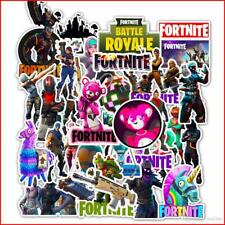 Fortnite Stickers for Car Skateboard Laptop Luggage Suitcase 50pcs Sticker Bag