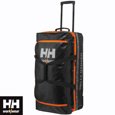 Helly Hansen 79560 95ltr Black Trolley Bag