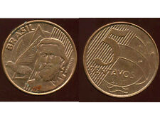 BRESIL  5 centavos  2007   ( bis )
