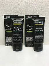 Set Of 2 SHILLS Purifying Peel-off Deep Cleansing Black Mask(100ml Total)- New!
