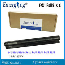 14.8V 40Wh Genuine Battery for Dell Inspiron 15 3552 3558 5559 5552 M5Y1K