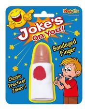 Joke's On You! Bandaged Doigt - Classique Farce Nouveauté Tour Blague