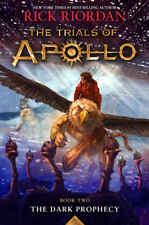 The Trials of Apollo Book Two The Dark Prophecy (Hardcover) by Rick Riordan