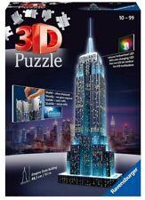 Ravensburger Empire State Building noche edición 216 Pieza