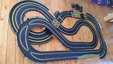 Scalextric Sport TRACK set  twin loop lap timer leap ramp borders & barriers