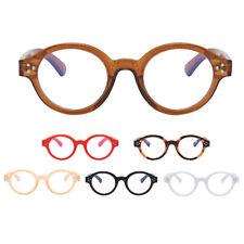 Children Anti Blue Light Round Glasses Retro Anti UV Eyeglasses for Boy Girl