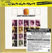 JEFF BECK GROUP-S/T-JAPAN 7INCH MINI LP SACD HYBRID Ltd/Ed M13