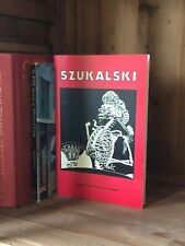 Stanislav Szukalski - The Mute Singer - J. Kastor & C. McCormick - Art Book 1989