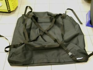 Dodge Ram Chrysler Jeep Roof mount luggage carrier vinyl bag all weather OEM