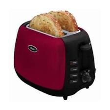 Jarden 006595-001-000 Oster 2-slice Toaster Red Appl (006595001000)