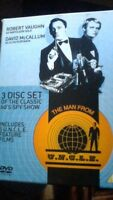The Man From Uncle - 3 Disco Box Set - Five U.N.C.L.E.Caratteristica Film Spia