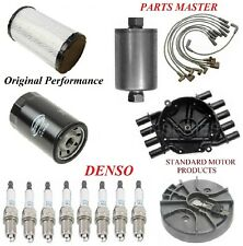 Tune Up Kit Filters Cap Plugs Wire For CHEVY C2500 V8 5.0L; 5.7L; TBI; 2WD 94-95