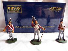 Soldats de plomb Oryon Ref 6028 - Inf. légère britannique  North Gloucestershire