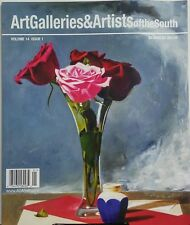 Art Galleries & Artists of the South Volume 14 Issue 1 FREE SHIPPING sb