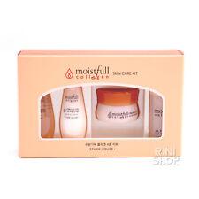 [ETUDE HOUSE] Moistfull Collagen Skin Care Kit(4PCS) Rinishop