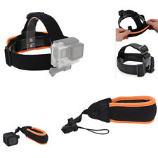 3-in-1 Accessories Kit Head Floating Wrist Strap Mount For GoPro Hero 2/3/3+/4S