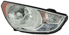 Headlight Assembly Right/Passenger Side Fits 2010-2013 Hyundai Tuscon NEW