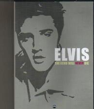 DVD  - ELVIS PRESLEY - the echo will never die  - DOCU DEUTSCH / ENGLISH R 2