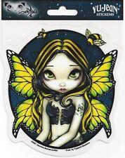 BUMBLEBEE TATTOO Fairy Sticker Car Decal Jasmine Becket-Griffith Strangeling