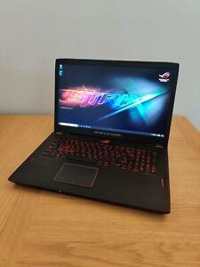 "ASUS ROG Strix GL702ZC 17.3"" Gaming Laptop - Ryzen 7 1700, AMD RX 580, 16GB Ram"