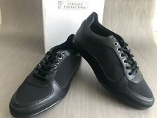VERSACE COLLECTION MENS TRAINERS SIZE 8 UK (EURO 42)